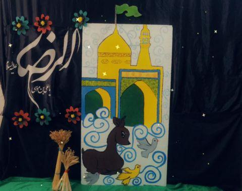 دکور شهادت امام رضا (علیه السلام)-مهرماه1399